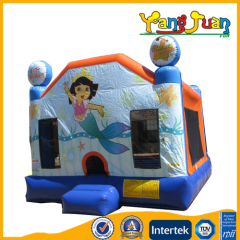 Inflatable Dora bounce house