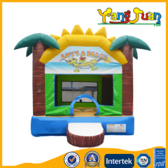 Leisure beach bounce house