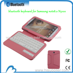 From Shenzhen factory bluetooth keyboard for Samsung note8.0
