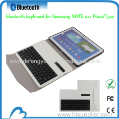 Ex-factory Bluetooth Keyboard for Samsung NOTE 10.1