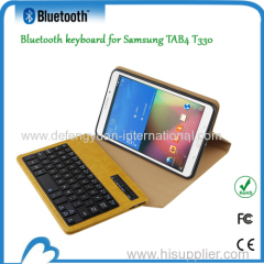 Hottest Promotional detachable bluetooth keyboard for Samsung