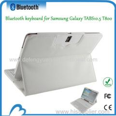 Factory Direct Sales bluetooth keyboard for Samsung Galaxy TABS 10.5