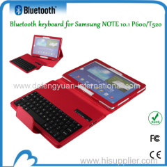 Hot style removable wireless bluetooth keyboard for Samsung