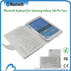 Super thin plastic bluetooth keyboard for Samsung