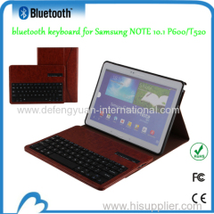 360 Degree Rotation bluetooth keyboard for Samsung