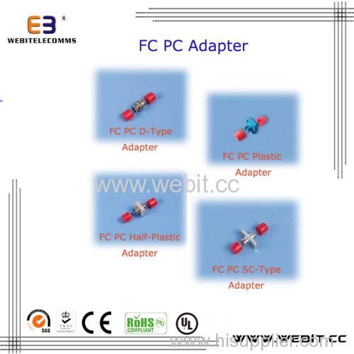 FIBER FC PC ADAPTER