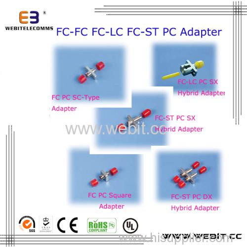 FC-FC FC-LC FC-ST PC Adapter