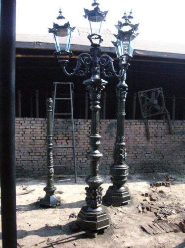 Outdoor wall lamp tiantaishan