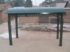 Garden Forged Iron Gazebo