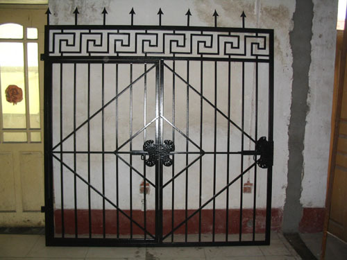 Forged iron gate for sale