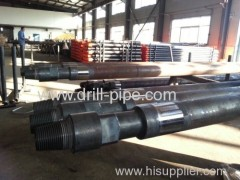 Drill Rods For T4W Waterwell Drilling machine /Ingersoll Driller