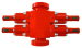 API Double Ram Blowout Preventer BOP