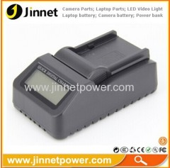LCD Charger for Camera battery