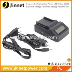 Wholesale LCD Universal Charger For Camera Battery