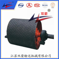 Conveyor Pulley Flat Belt Drive Pulley
