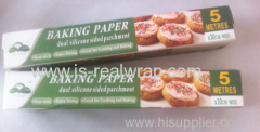 Household Greaseproof Paper Roll