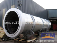 Dryer Machine for Coconut Shell