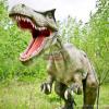 Amazing Lifelike Giant Life Size Animatronic Dinosaur