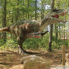 2014 Hot Amusement Park Life Size Animatronic Dinosaur for Sale