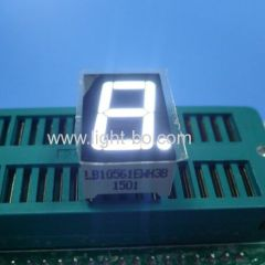 white 0.56 inch; 7 segment; 0.56inch white led display