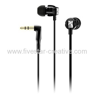Sennheiser Portable In Ear Isolating Headphones Sennheiser CX3.00 Earphones Black