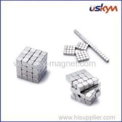 Cube magnet NdFeB wholesale
