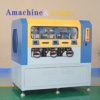 thermal break assembly tenning machine for aluminum window and door