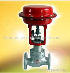 penumatic linear control valve