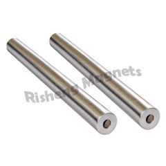High Quality Permanent Neodymium Magnetic Filters D25 x 300mm Powerful Magnetic Bars