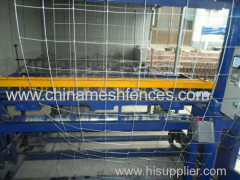 New 5cm opening Field Fence Machine for grassland fence rolls production