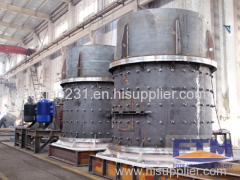 Ores Combination Cone Crusher