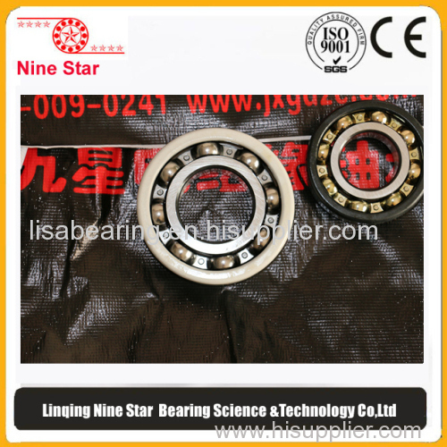 Electric motor bearing insulated ball bearings 6319mc3 for Electric motor bearings suppliers