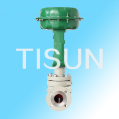 high differential pressure control valve