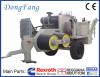 400 KV Overhead Transmission Line Stringing Equipments With American Cummins Engine Puller