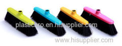 Home Cleaning Scrub Brush Plastic Brooms with Virgin Or Recycle PVC