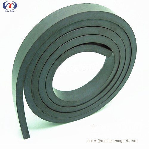 Anisotropic Rubber magnet strip