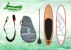 Leaf design custom airbrush sup boards paddle board