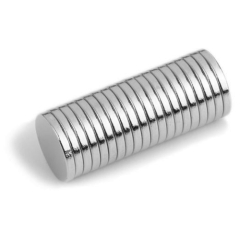 NiCuNi Coated Customized Flat Neodymium Magnet