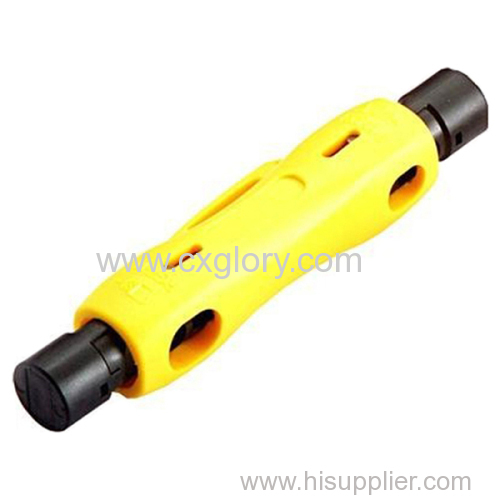 Coaxial Cable Stripper for RG59/6/7/11
