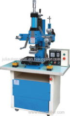 Hot Stamping & Embossing Machine (pneumatic)