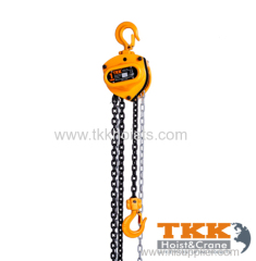 Heavy Duty Hand Chain Hoist With Overload Protection Capacity 1000KG
