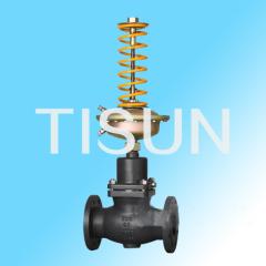 self-operated differential pressure control regulator