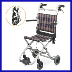 Simple operation Foldable Manual Disabled Wheelchairs for Disabled