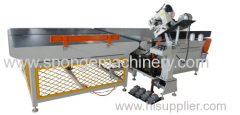 Fully-Auto Tape Edge Machinery