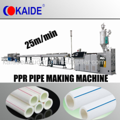PPRC Pipe Making Machinery/ Pipe Production line