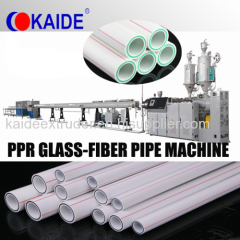 High Speed PPR Glass-fiber Composite Pipe Production Line