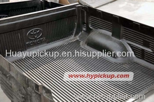 HDPE Toyota Tundra Bed Liner