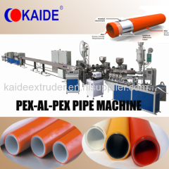 Ultrasonic PEX-AL-PEX pipe line KAIDE factory
