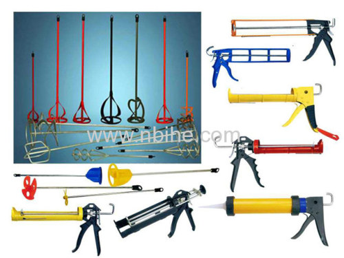 Znic plated low price paint mixer equipment / Machine parts