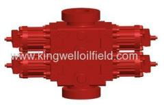 Cameron type Double Ram Blowout Preventer BOP
